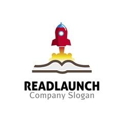 Read Launch Design vector