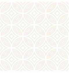 seamless subtle geometric lines pattern vector image