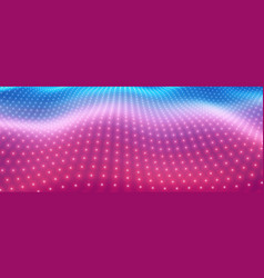 Abstract background with colorful vector