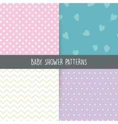 Amazing cute backgrounds vector