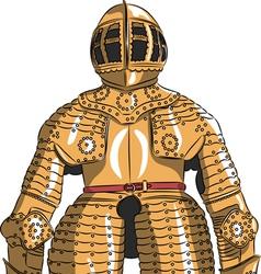 armor a vector image