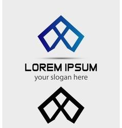 Letter X logo icon design template vector
