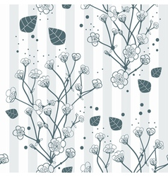 seamless natural Background vector image