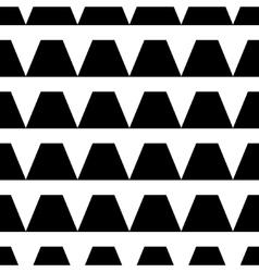 Triangle geometric seamless pattern vector image