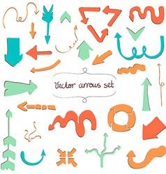 Arrows6 vector image