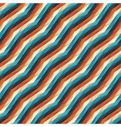 crumpled geometric background vector image