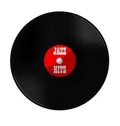 Jazz hits vector image