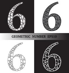 Six Geometric vector
