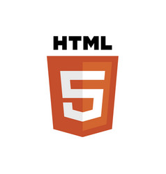 Astana kazakhstan -20 july 2020 html5 icon html5 vector