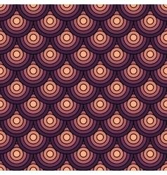 circles background violet vector image