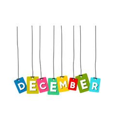 December word vector