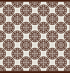 Pattern 0013 3 star and cross vector