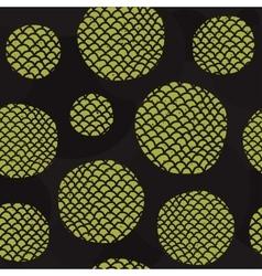 Pop art doodle seamless background pattern vector image vector image
