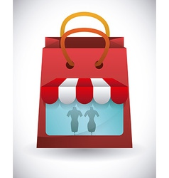 sales and retail vector image