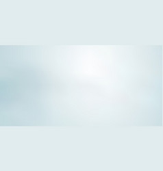 Abstract light blue blurred background horizontal vector