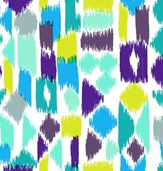 Geomertic pattern design vector