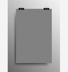 pattern paper vertical lines grey galousie vector image