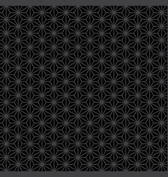 seamless pattern geometric ornament for vector image