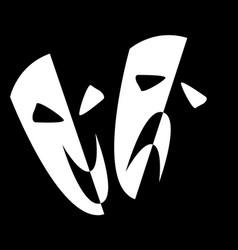 Stage masks vector