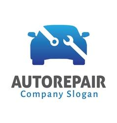 Auto repair design vector