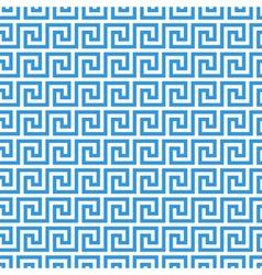 greek fret meander seamless pattern vector image