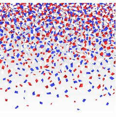 confetti background seamless vector image