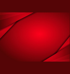 Red metal abstract technology background with vector