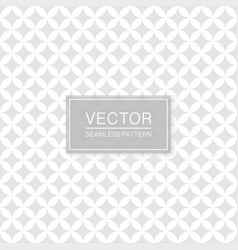 retro seamless textile pattern - repeatable vector image
