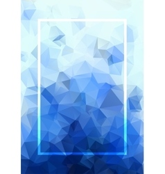 Abstract background Geometric abstract background vector image