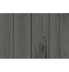 Distressed Wooden Planks vector image