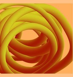 abstract fluid line gradient flow design vector image