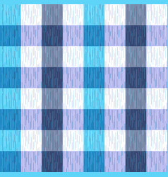 Checked tartan plaid or striped seamless pattern vector