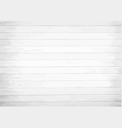 White background with horizontal scratched wood vector