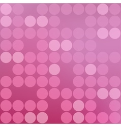 beautiful abstract pink background vector image