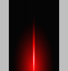 abstract metallic red shiny color black frame vector image