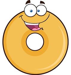 Donut Cartoon vector