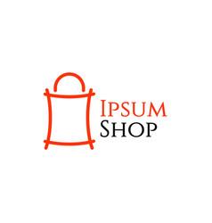 Fashion logo template design vector