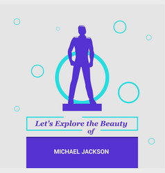 Lets explore the beauty of micheal jackson best vector