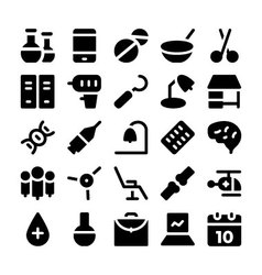 Medical Icons 8 vector