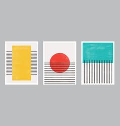 Modern poster art abstract wall art digital vector