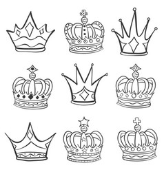 how to draw a tiara