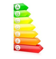 Energy Efficiency Icon vector image