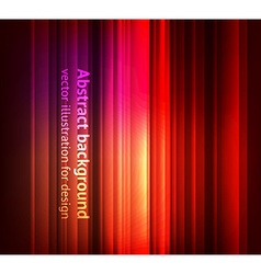 Abstract design with lines vector