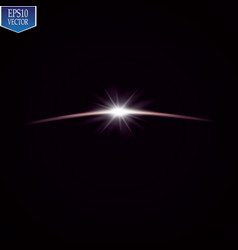 Eclipse of the sun vector