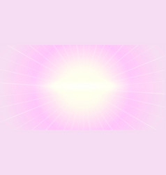 elegant soft pink background with glowing light vector image