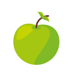apple food healthy image vector image