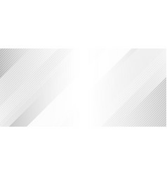 Abstract elegant white and gray background vector