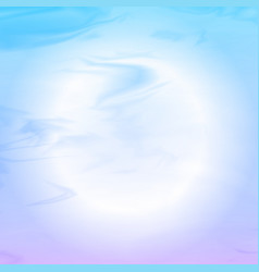abstract sky background in blue colors vector image