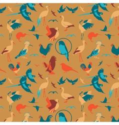 Animals Birds icon 1 2 vector