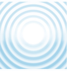 light blue rippled background template eps 10 vector image